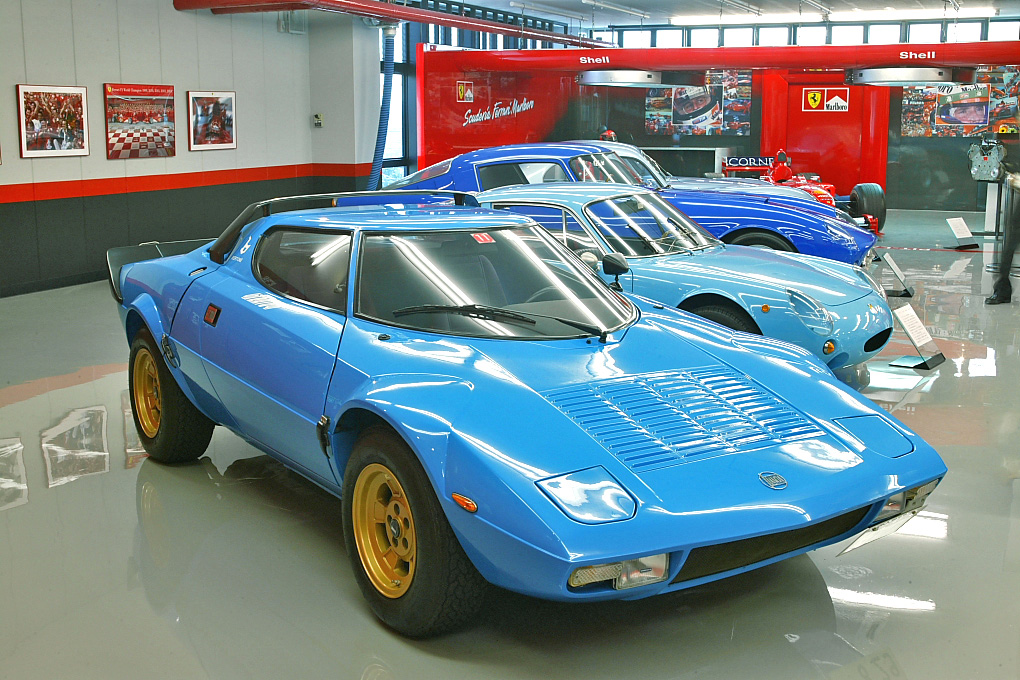 Lancia Stratos 1973 - 1978 Coupe #3