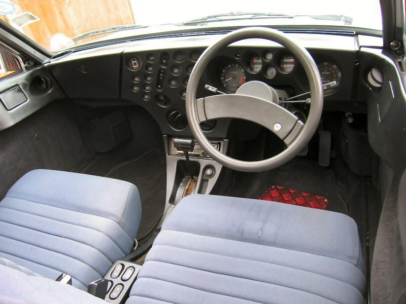 Lancia Trevi 1980 - 1984 Sedan #7