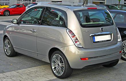Lancia Ypsilon II (Type 843) Restyling 2006 - 2011 Hatchback 3 door #1