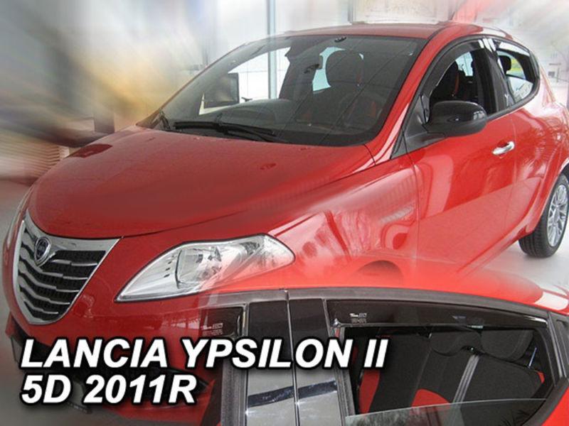 Lancia Ypsilon III (Type 846) 2011 - 2015 Hatchback 5 door #2