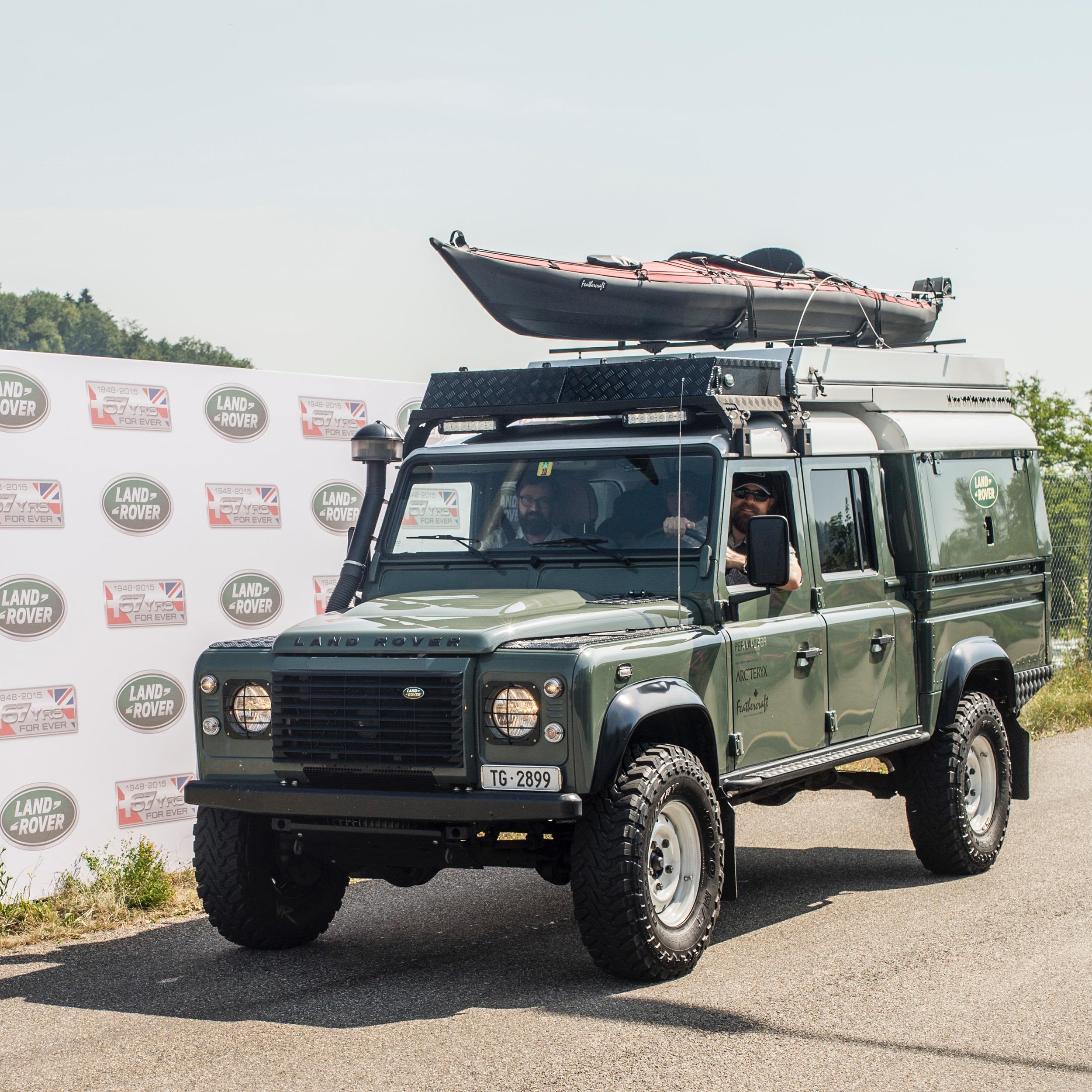 Land Rover Defender 2007 - 2016 Pickup #2