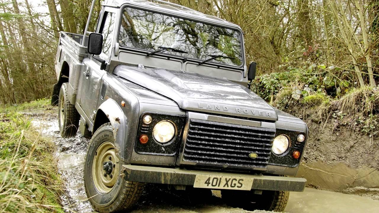 Land Rover Defender 2007 - 2016 Pickup #1