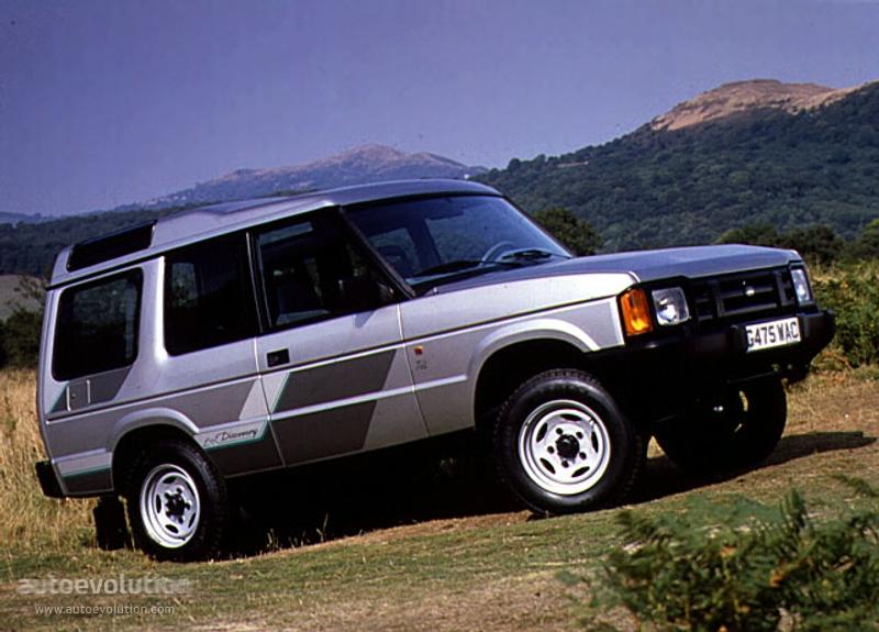 Land Rover Discovery I 1989 - 1998 SUV 3 door #5