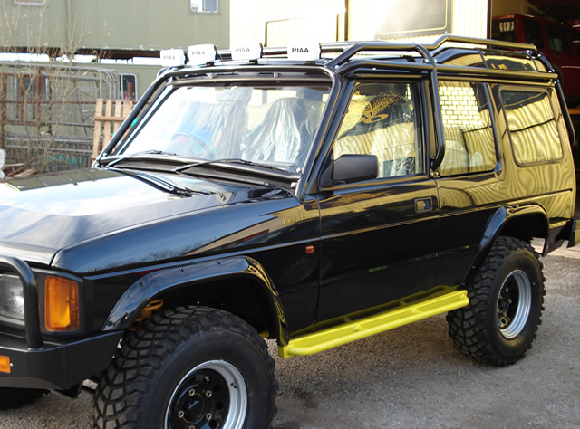 Land Rover Discovery I 1989 - 1998 SUV 3 door #6