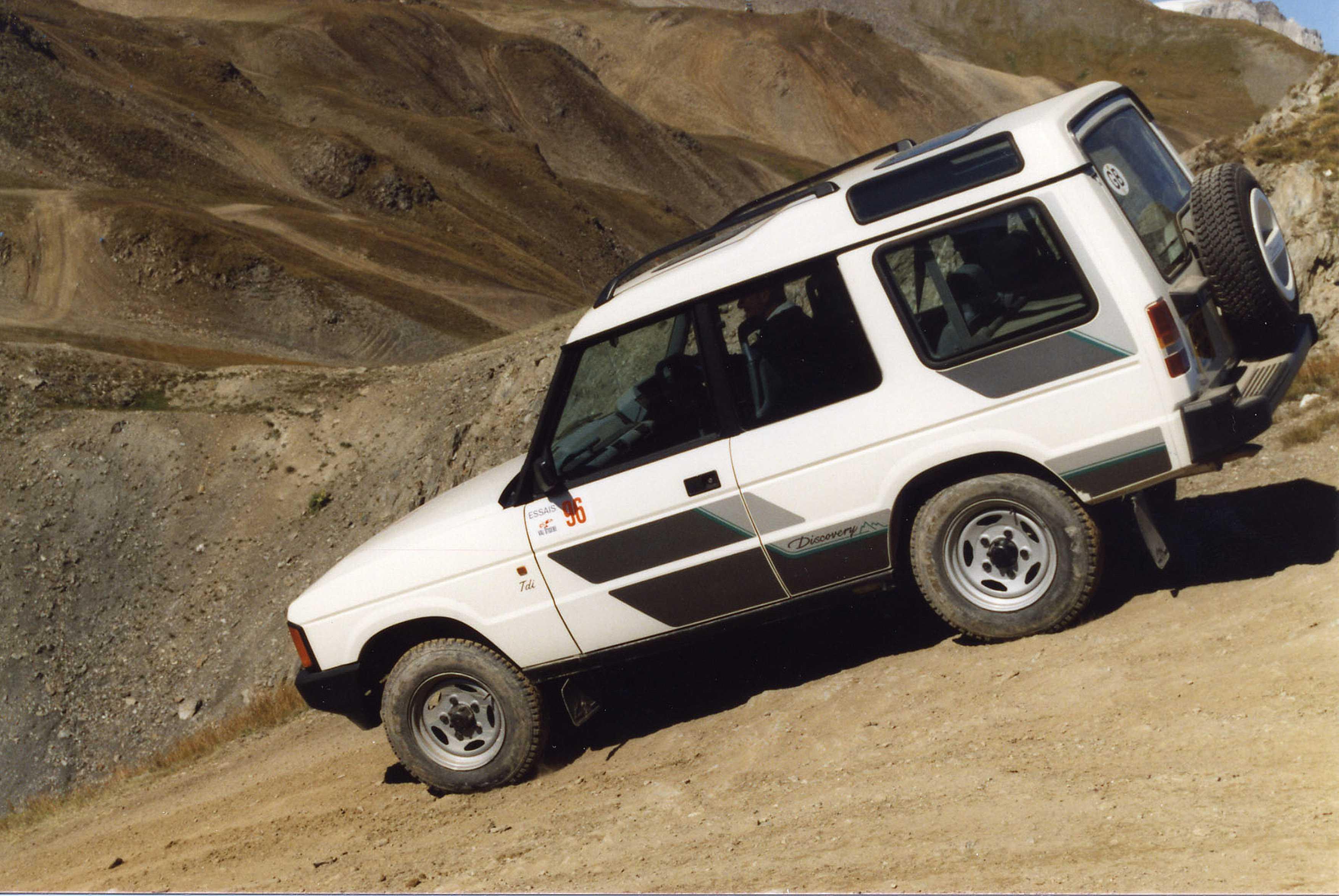 Land Rover Discovery I 1989 - 1998 SUV 3 door #4