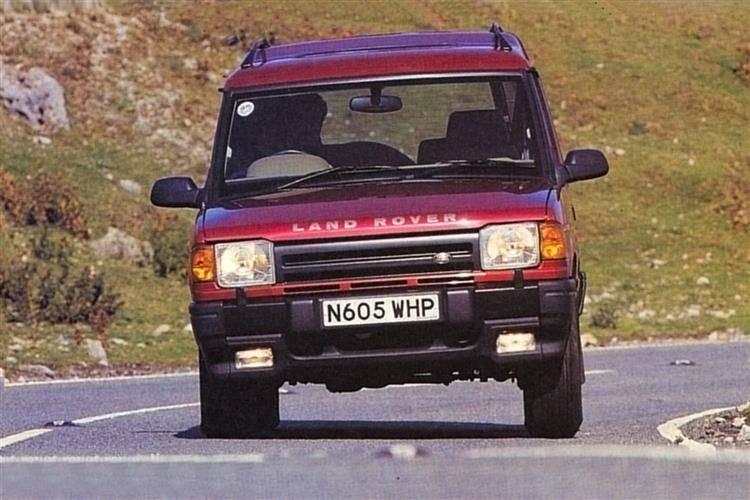 Land Rover Discovery I 1989 - 1998 SUV 3 door #8