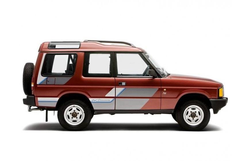 Land Rover Discovery I 1989 - 1998 SUV 3 door #2
