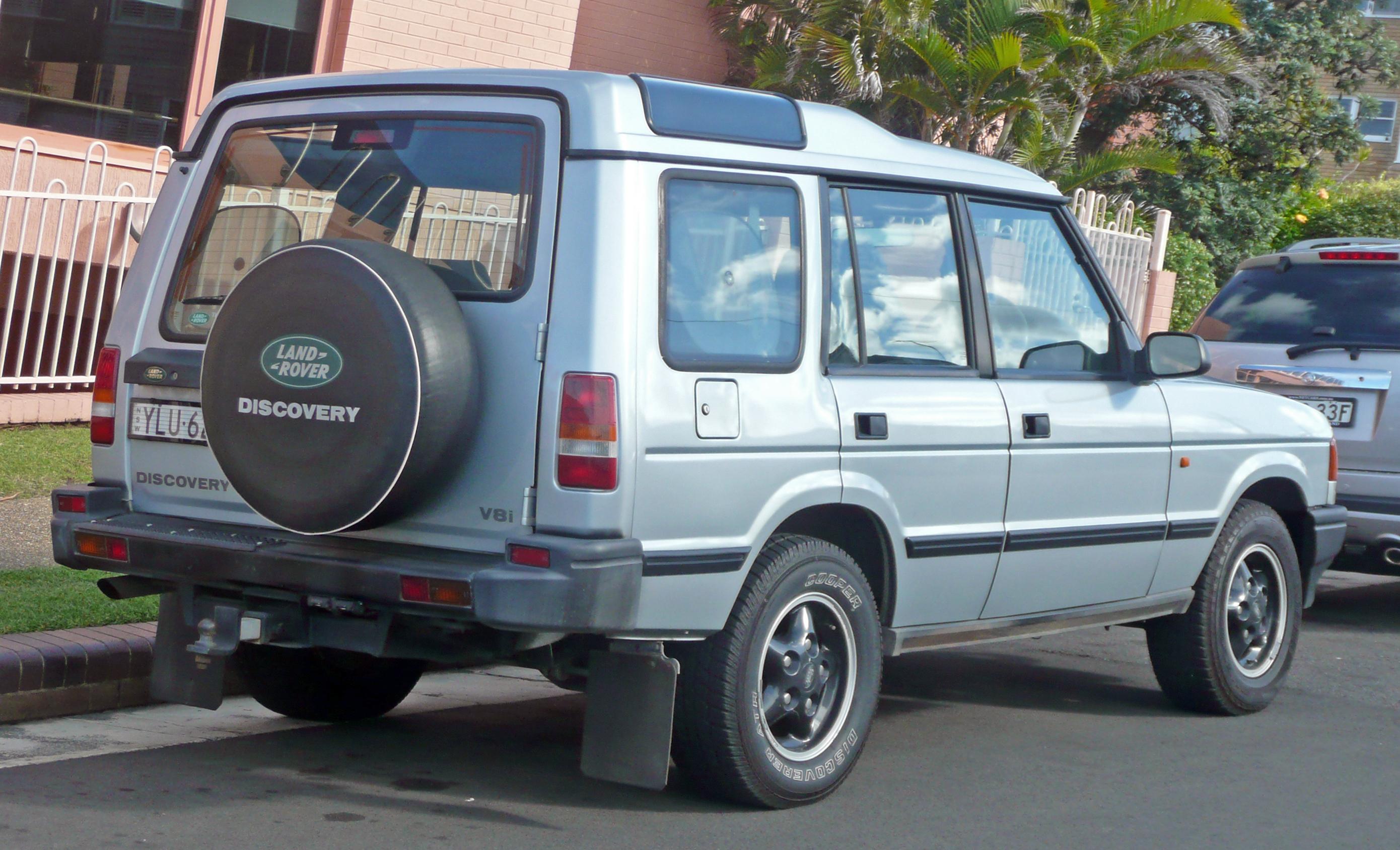 Land Rover Discovery I 1989 - 1998 SUV 3 door #1