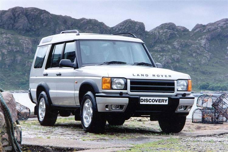 Land Rover Discovery I 1989 - 1998 SUV 3 door #7