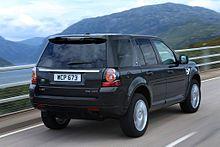 Land Rover Freelander II Restyling 2 2012 - 2014 SUV 5 door #7