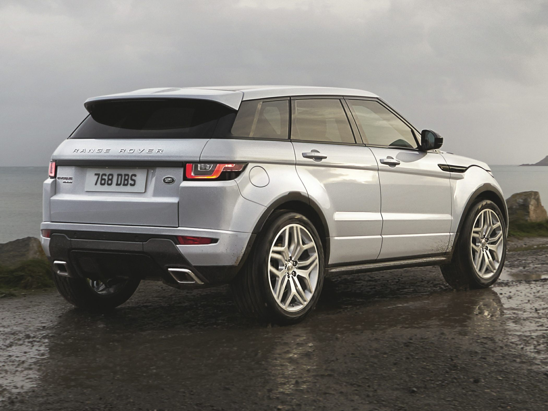 Land Rover Range Rover IV Restyling 2017 - now SUV 5 door #8