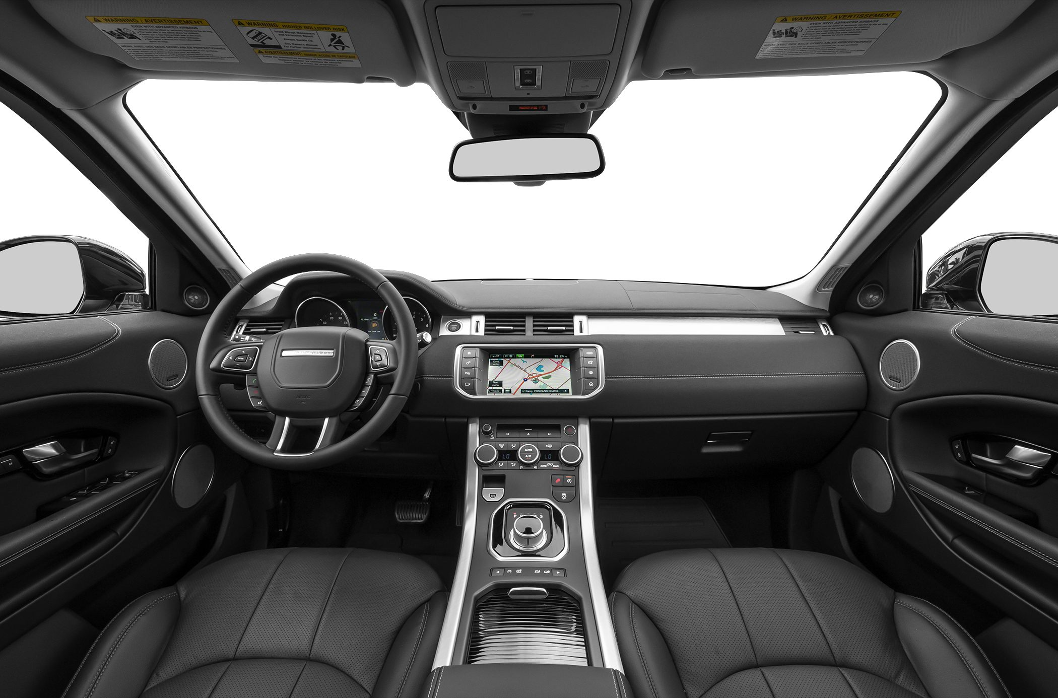 Land Rover Range Rover IV Restyling 2017 - now SUV 5 door #5