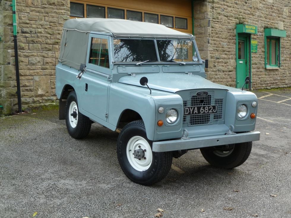 Land Rover Series II 1958 - 1971 Pickup #1