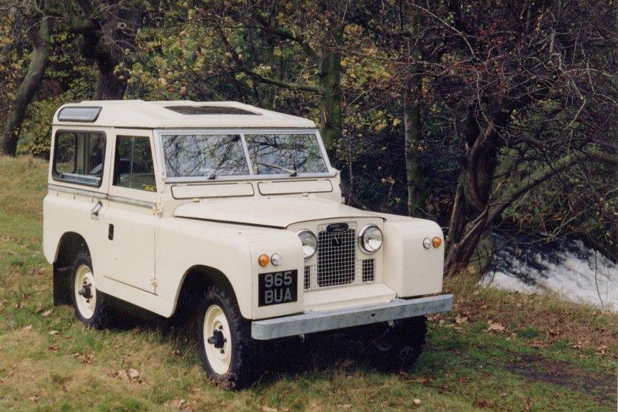 Land Rover Series II 1958 - 1971 Pickup #7