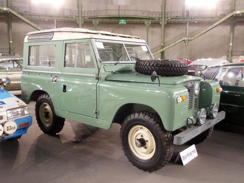 Land Rover Series II 1958 - 1971 Pickup #4