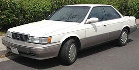 Lexus ES I 1989 - 1991 Sedan #7