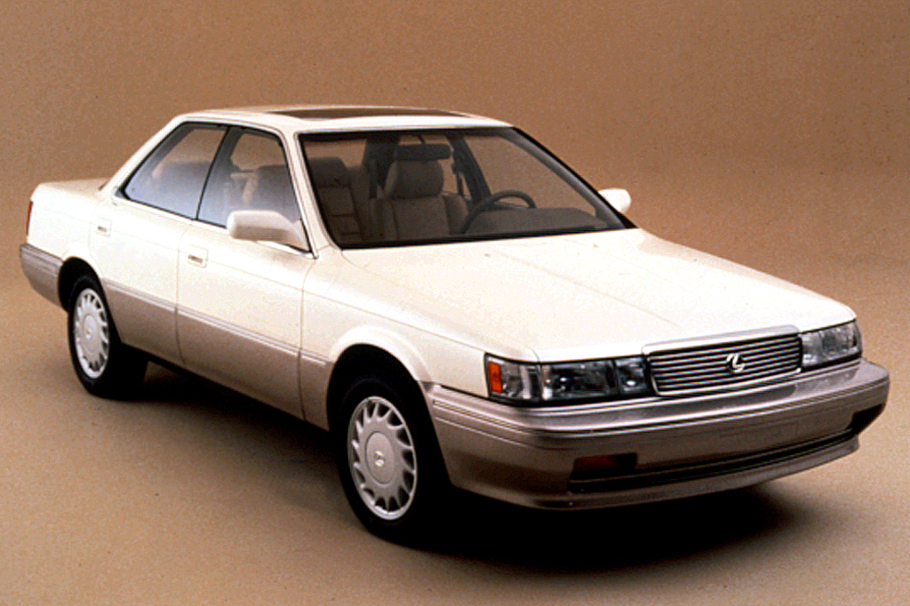 Lexus ES I 1989 - 1991 Sedan #2