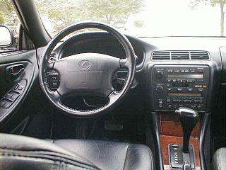 Lexus ES I 1989 - 1991 Sedan #5