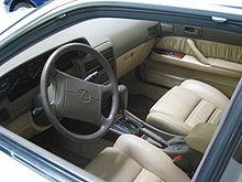 Lexus ES I 1989 - 1991 Sedan #8