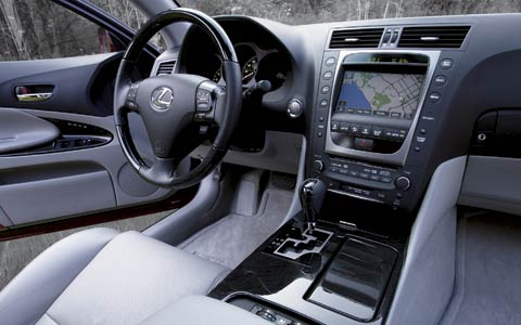 Lexus ES V 2006 - 2009 Sedan #8