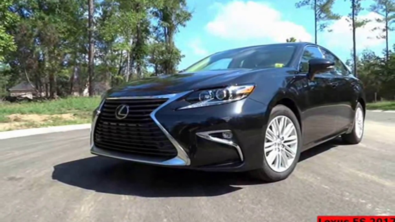 Lexus ES VI Restyling 2015 - now Sedan #1