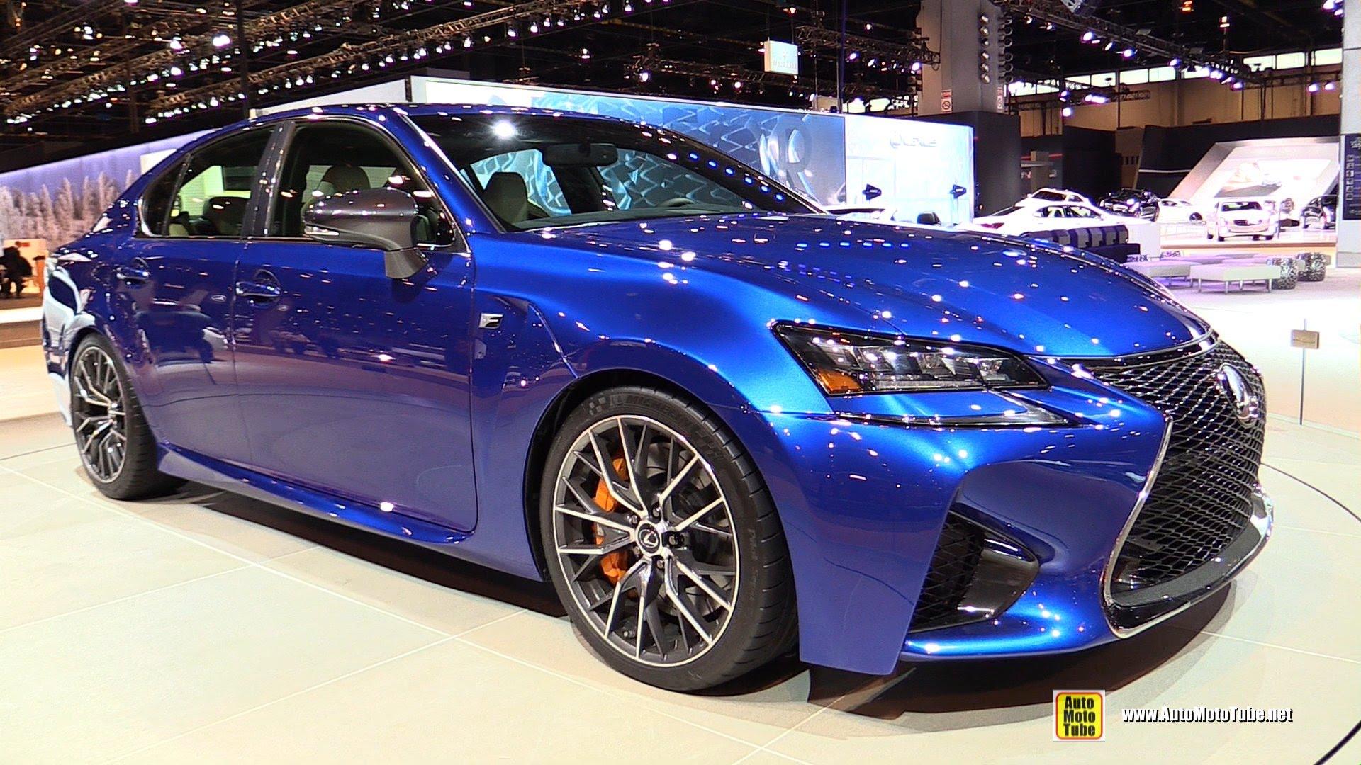 Lexus GS F 2015 - now Sedan #4