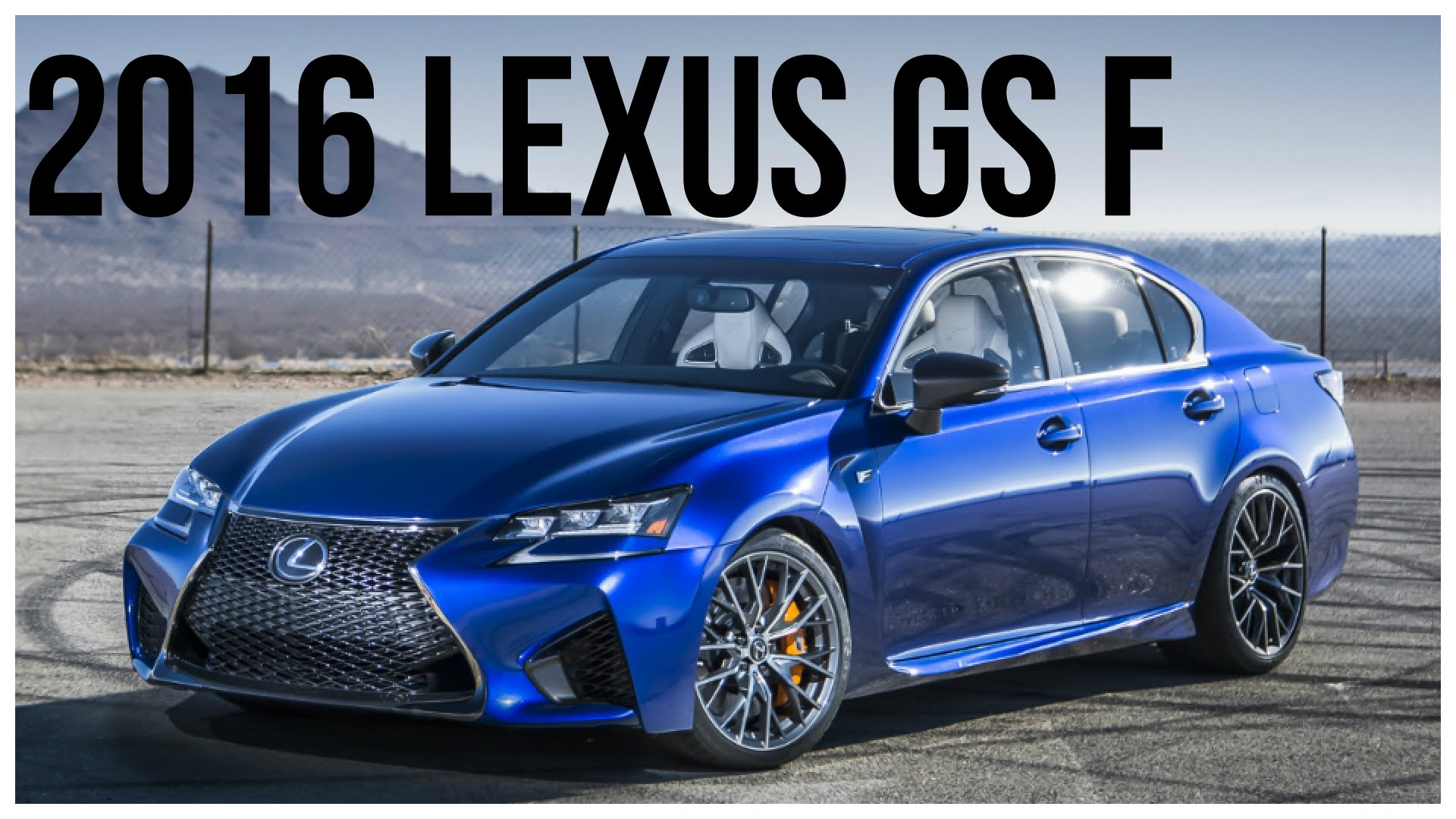 Lexus GS F 2015 - now Sedan #5