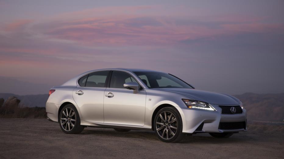 Lexus GS F 2015 - now Sedan #6