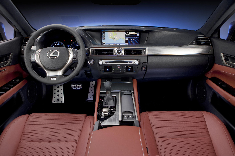 Lexus GS F 2015 - now Sedan #2