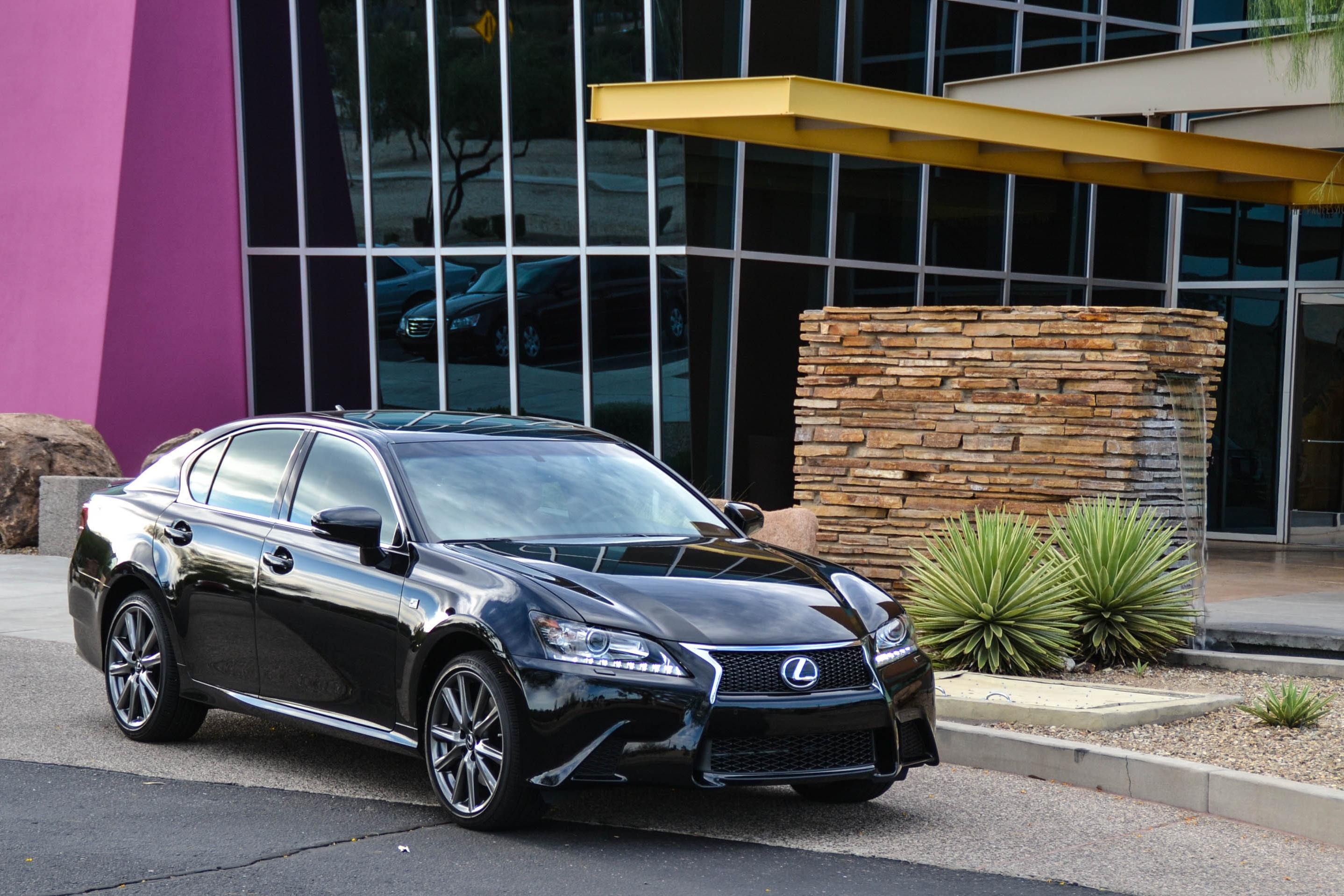 Lexus GS F 2015 - now Sedan #3