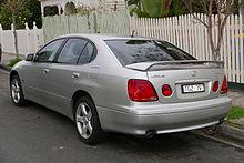 Toyota Aristo II 1997 - 2004 Sedan #8
