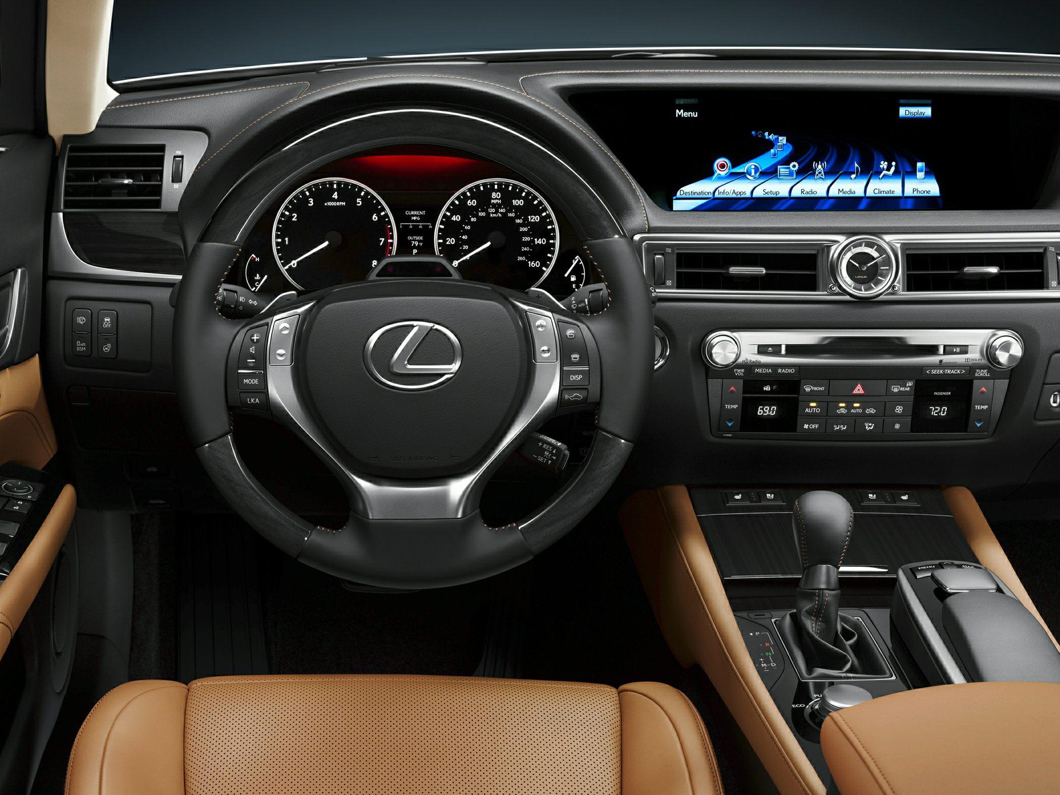 Lexus GS IV Restyling 2015 - now Sedan #5