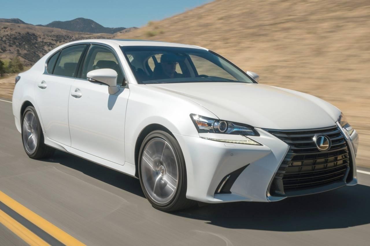 Lexus GS IV Restyling 2015 - now Sedan #3