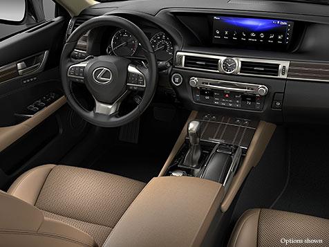 Lexus GS IV Restyling 2015 - now Sedan #8