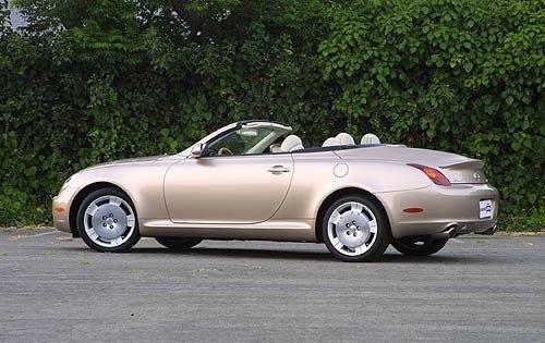 Lexus SC II Restyling 2005 - 2010 Cabriolet #8