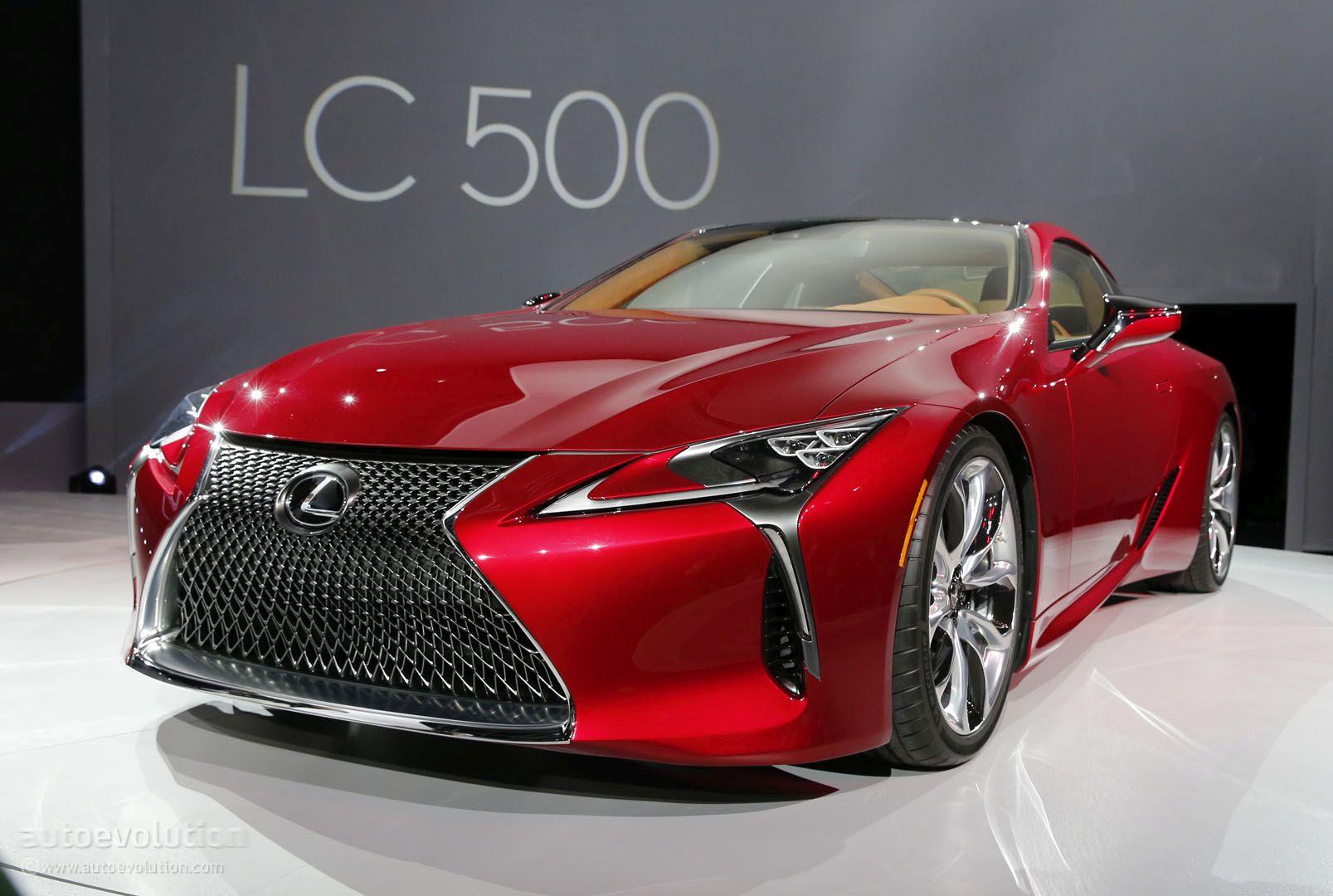 Lexus LC I 2017 - now Coupe #2