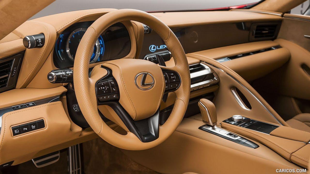 Lexus LC I 2017 - now Coupe #6