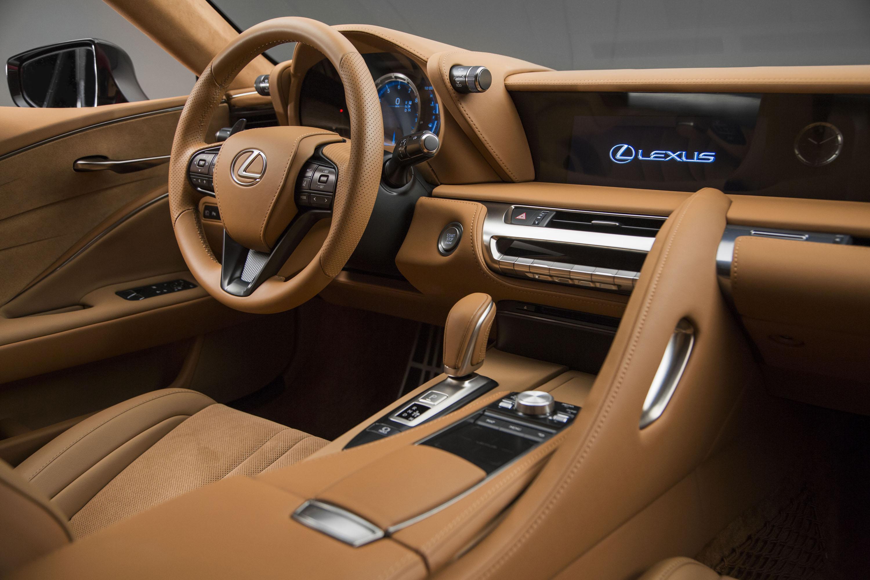 Lexus LC I 2017 - now Coupe #1
