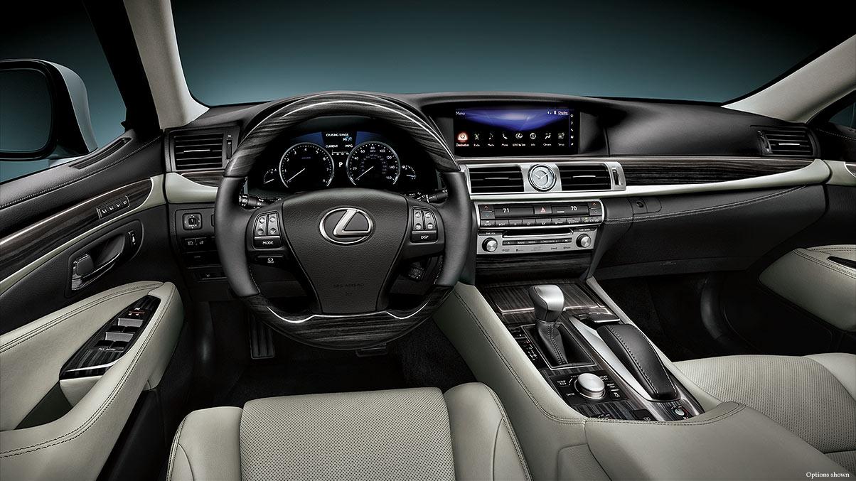 Lexus LS V 2017 - now Sedan #7