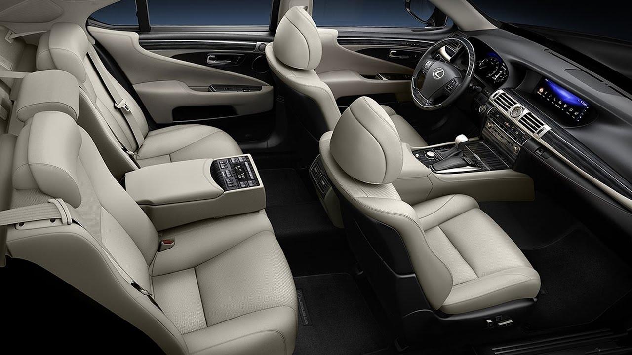 Lexus LS V 2017 - now Sedan #6