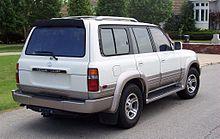 Lexus LX I 1995 - 1997 SUV 5 door #5