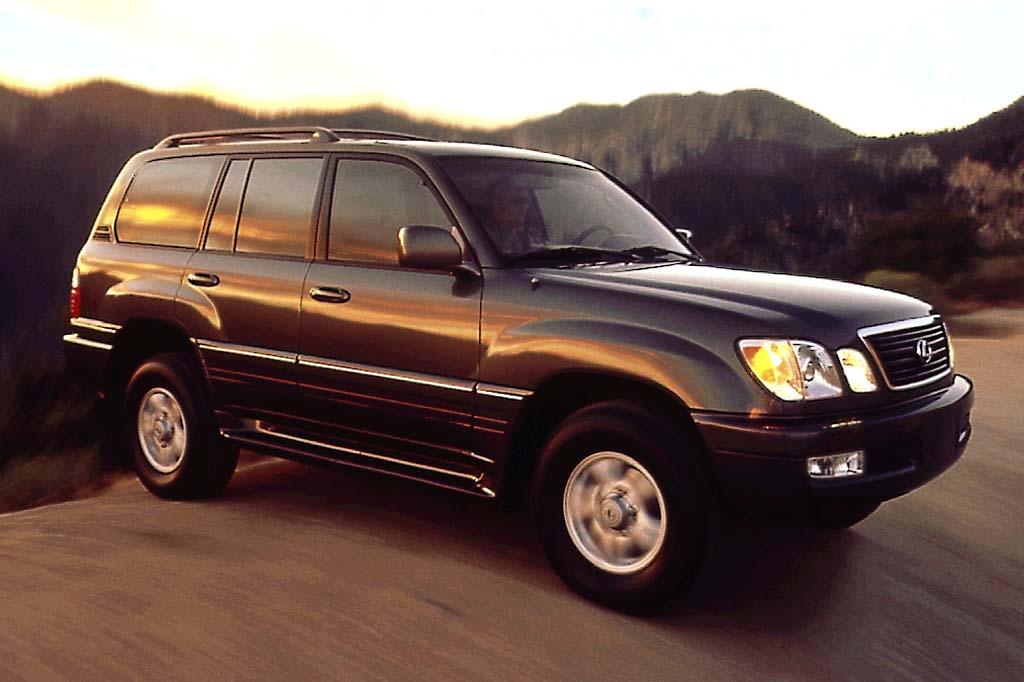 Lexus LX II 1998 - 2002 SUV 5 door #2