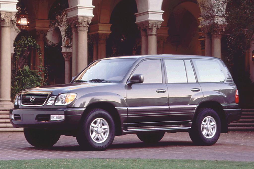 Lexus LX II 1998 - 2002 SUV 5 door #5