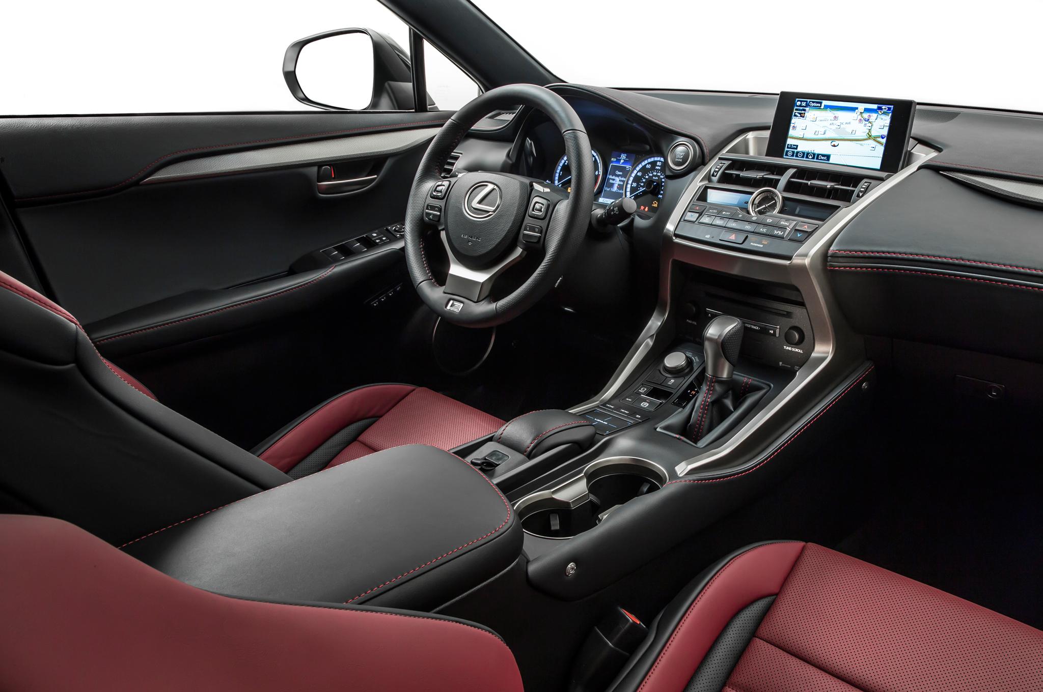 Lexus NX I 2014 - now SUV 5 door #3