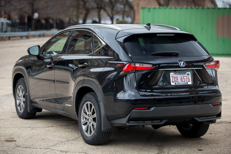 Lexus NX I Restyling 2017 - now SUV 5 door #2