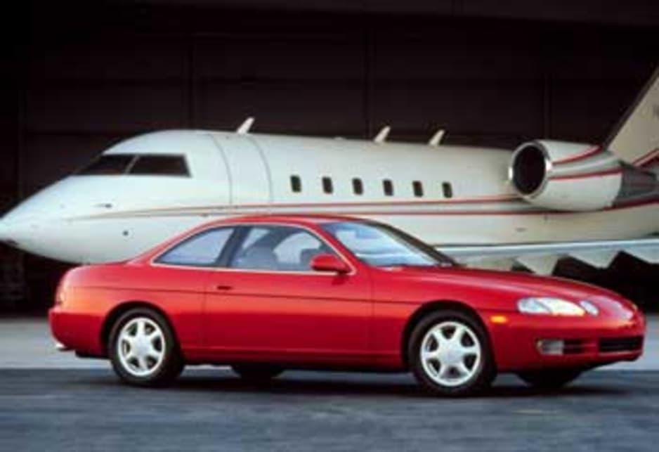 Toyota Soarer III (Z30) Restyling 1996 - 2000 Coupe #8