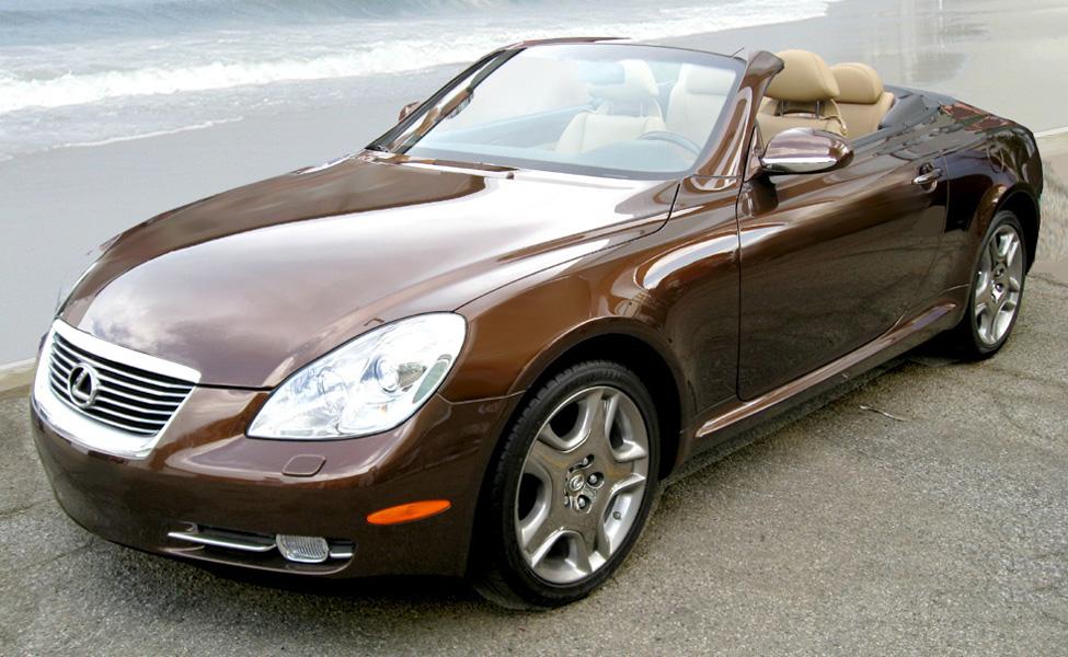 Lexus SC II Restyling 2005 - 2010 Cabriolet #5