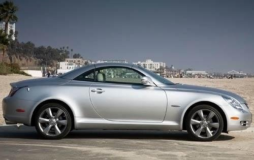 Lexus SC II Restyling 2005 - 2010 Cabriolet #3