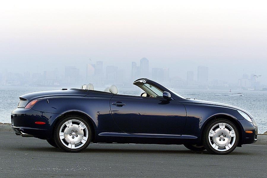 Lexus SC II Restyling 2005 - 2010 Cabriolet #4