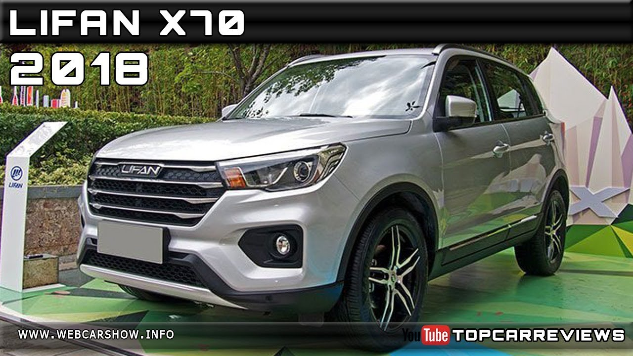 Lifan X60 I Restyling 2 2016 - now SUV 5 door #8